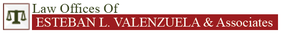 Valenzuela Law Logo
